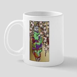 The Fox Maiden (Kitsune) Mug