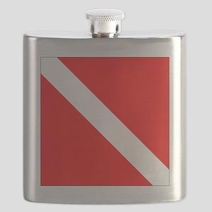 Dive Flag 1 Flask