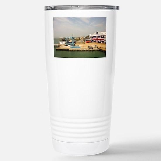 Isle of Wight Union Jac Stainless Steel Travel Mug