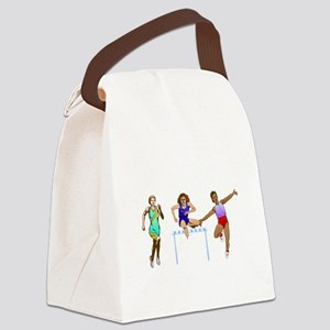 trackspeftran Canvas Lunch Bag