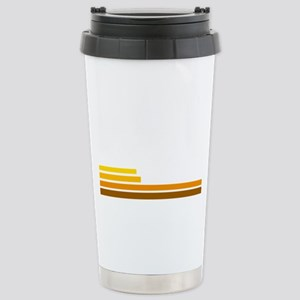 70s Stainless Steel Travel Mug