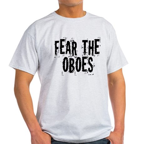 Funny Oboe Fear Light T-Shirt