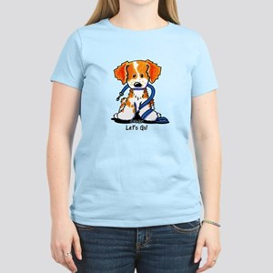 French Brittany Let's Go! Women's Classic T-Shirt