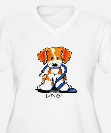 Let's Go! Brittany T-Shirt