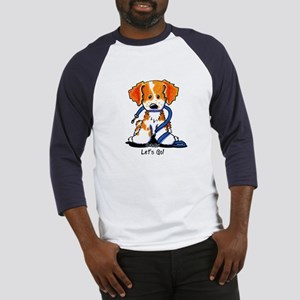 French Brittany Let's Go! Baseball Tee