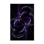 Possibilities, Cosmic Purple Mini Poster Print