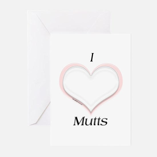 Mixed 4 Greeting Cards (Pk of 10)