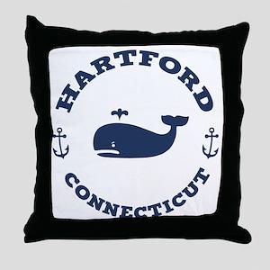 souv-whale-hartford-LTT Throw Pillow