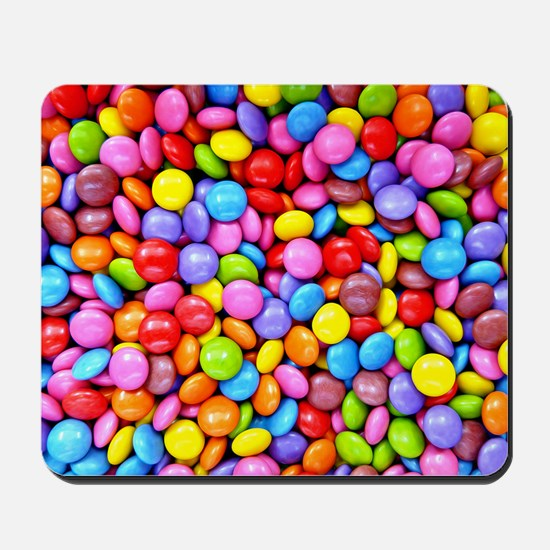 Colorful Candies Mousepad
