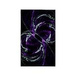 Possibilities, Cosmic Purple 3'x5' Area Rug