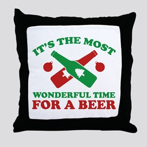 It's The Most Wonderful Time For A Beer Throw Pill