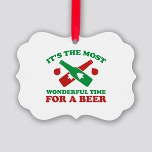 It's The Most Wonderful Time For A Beer Picture Or