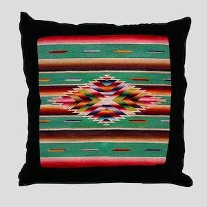Southwest Weaving Throw Pillow