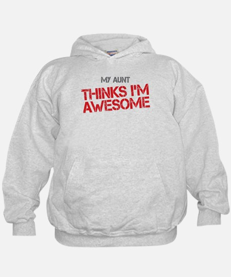 Aunt Awesome Hoodie