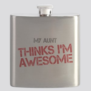 Aunt Awesome Flask