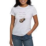 """We Love Our Little Peanut"" Women's T-Shirt"