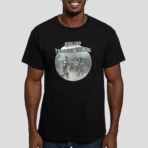 Onward Men's Fitted T-Shirt (dark)