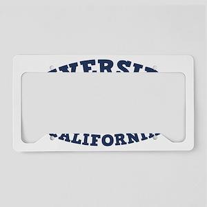 souv-whale-rivside-CAP License Plate Holder