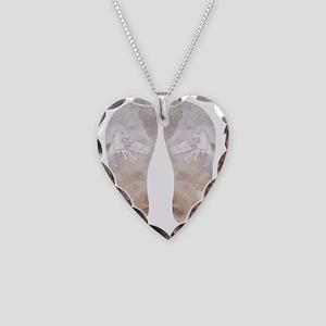 fu_flip_flops Necklace Heart Charm