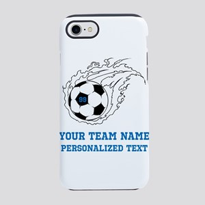Soccer iPhone 7 Tough Case