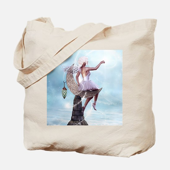 Stars Fairy Tote Bag