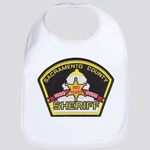 Sacramento County Sheriff Bib