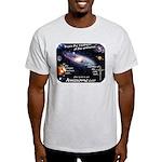 Awesome God Ash Grey T-Shirt (Hebrews 4.13)