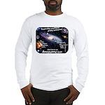 Awesome God Long Sleeve T-Shirt (Hebrews 4.13)