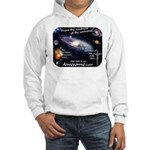 Awesome God Hooded Sweatshirt (Hebrews 4.13)