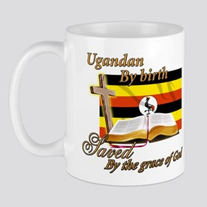 Ugandan by birth Mug