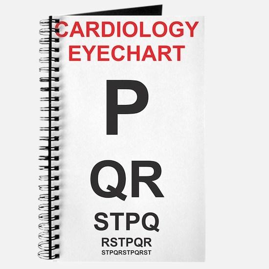 Cardiology Eyechart Journal