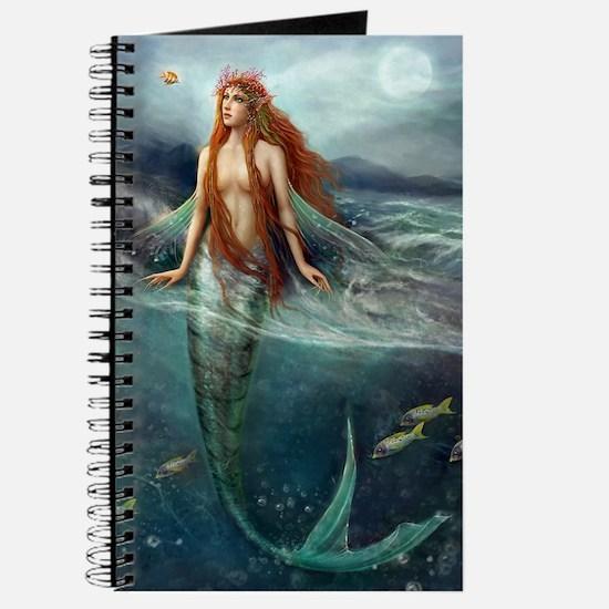 Mermaid of Coral Sea Journal