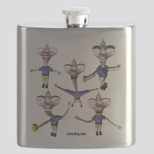 LKJ Montage Flask