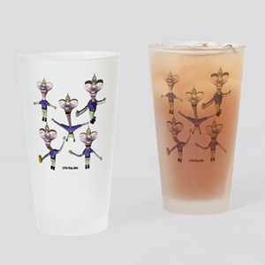 LKJ Montage Drinking Glass