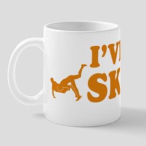 I've got Wrestle skills Mug