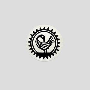 Sankofa Bird Mini Button