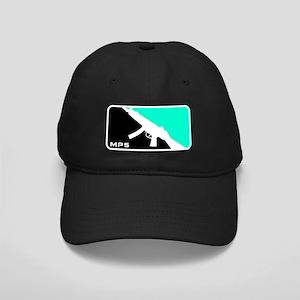 MP5 Shirt - 9mm Firearms Apparel Black Cap