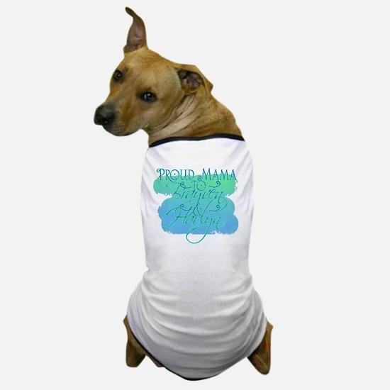 Kristen C Proud Mama Dog T-Shirt