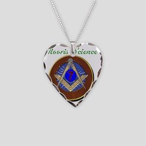 Mo Sense Series Necklace Heart Charm