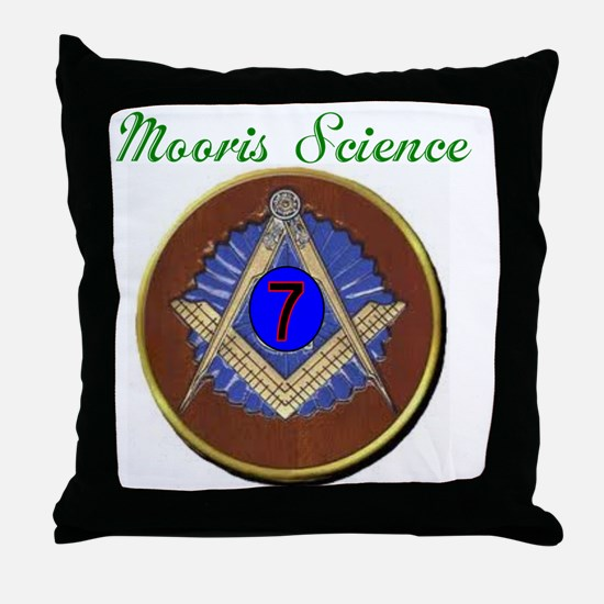 Mo Sense Series Throw Pillow