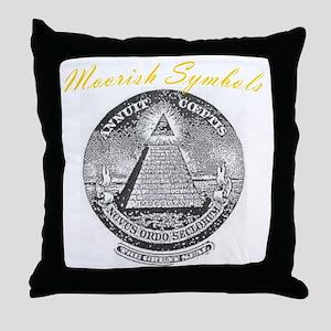 Mo Sense Series Throw Pillow