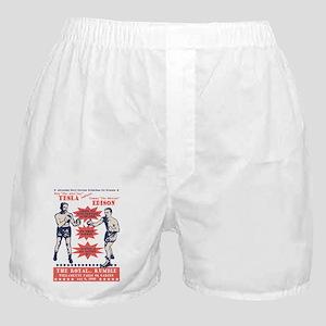tesla-v-edison-LTT Boxer Shorts