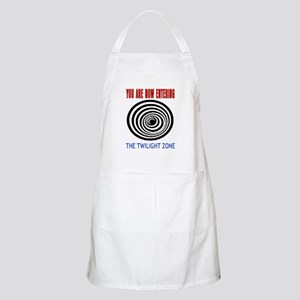 YOU ARE NOW ENTERING #1 Apron