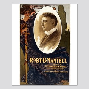 Robt B Mantell assisted by Miss Marie Booth Russel