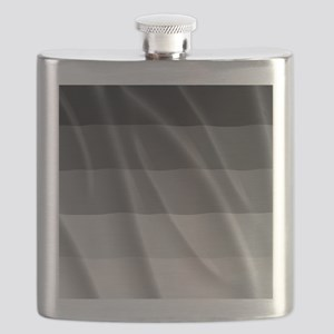 STRAIGHT PRIDE FLAG Flask
