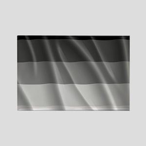 STRAIGHT PRIDE FLAG Rectangle Magnet