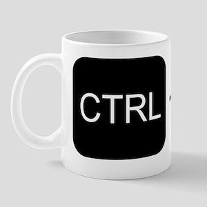 CTRL + V Mug