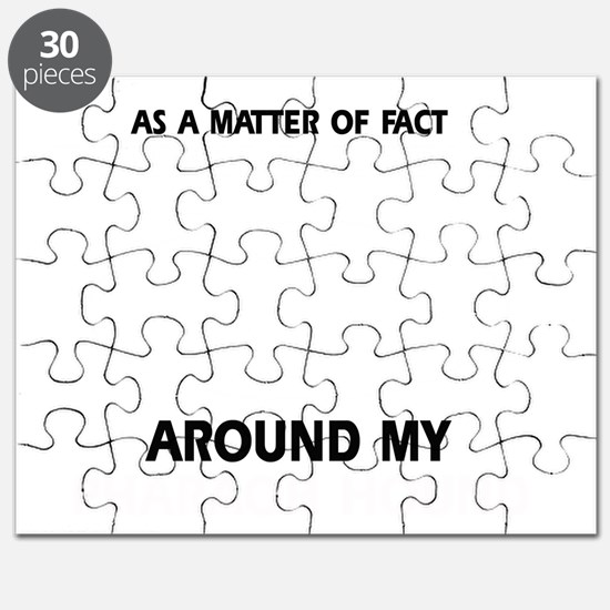My Pharaoh Hound Designs Puzzle