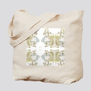 Drink Me Alice in Wonderland Tote Bag