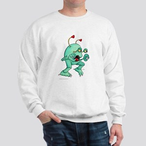 Space Creature Sweatshirt